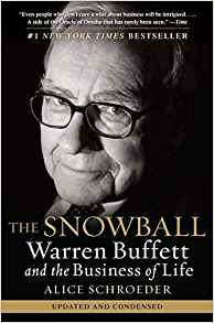 Warren Buffett Snowball Cover